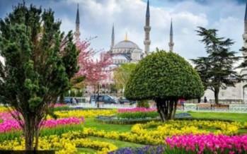 أجمل المناظر والأماكن السياحية في ربيع تركيا