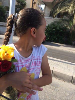 فاطمة «بائعة الورد»... ماتت بعمر الورد في صيدا