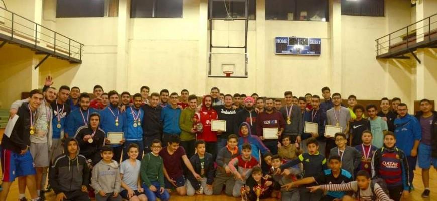 طلاب ثانوية الإيمان صيدا - ضيوفا في طرابلس ليومين متتاليين