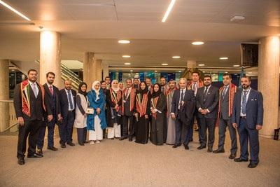 الإمارات العربية المتحدة هي أول بلد عربي يفوز بعضوية مجلس المنظمة البحرية الدولية من الفئة ب