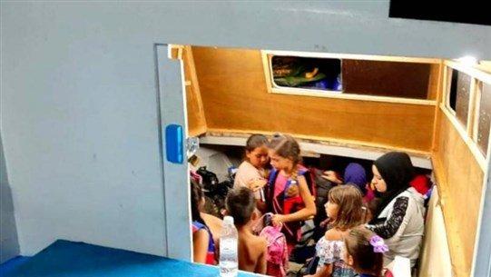قصة الهجرة بالقارب: