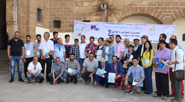 تكريم الفنان محمد الدرهم في مهرجان الغيواني التراثي