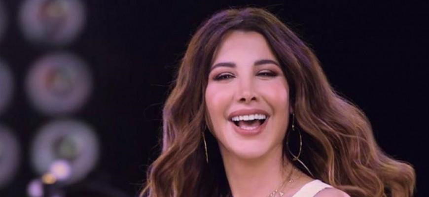 نانسي عجرم تحتفل بالفصح مع بناتها