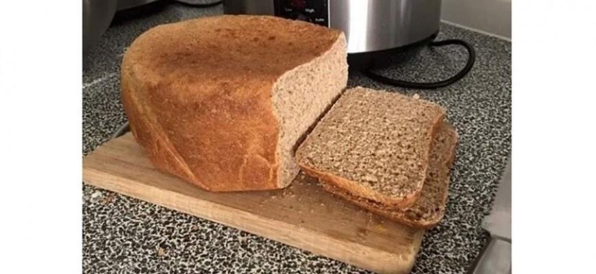 وصفة تحضير الخبز في المنزل... بثلاث خطوات!