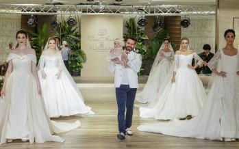 صالة مفروشات الحذيفة تستضيف المصمم العالمي وليد عطالله ضمن عرض أزياء خاص ومميز في دولة الإمارات