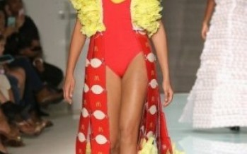 بالصور.. ماكدونالدز تطلق مجموعة أزياء من ورق الساندويشات