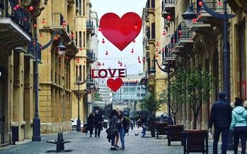 عيد الحب لا يستأذن الصعاب