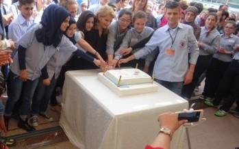 تلاميذ رعاية اليتيم الصم  يشاركون في نشاطات أسبوع الأصم
