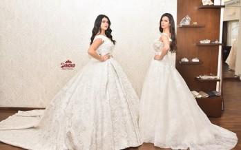 لتكوني ملكة في يوم زفافك خيارك الافضل هو عند Donna beauty & Haute Couture في صيدا