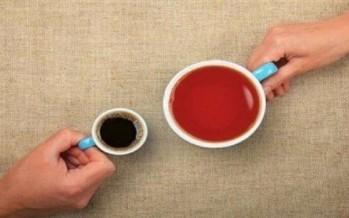 الشاي والقهوة يؤخّران الشفاء من أمراض البرد والإنفلونزا