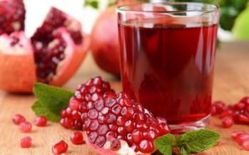 عصير الرمّان يخفض نسبة سكر الدم