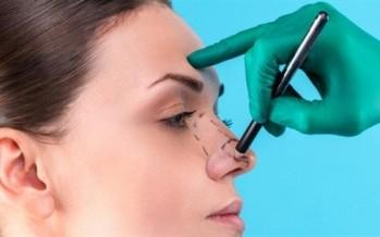 تقنيّة لنحت الأنف تُغني عن جراحات التجميل