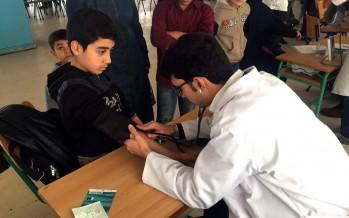 يوم طبي مجاني بمبادرة من اللجنة الدولية لطلبة الطب في لبنان LeMSIC