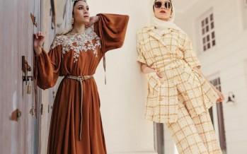 تنسيق ملابس محجبات لموسم ربيع 2021 من وحي الفاشينيستا