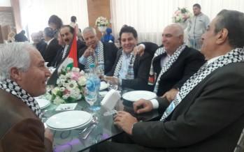 تكريم الاتحاد العام للفنانين الفلسطينيين في لبنان