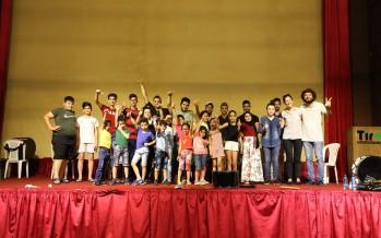 مسرح إسطنبولي يختتم مهرجان تعزيز المهارات الفنية في جنوب لبنان