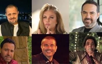 بين مصر والإمارات ولبنان... نجوم الغناء يستعدون لاحتفالات 2021