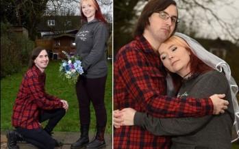 بسبب كورونا… تأجَّل حفل زفافهما سبع مرات خلال 9 أشهر