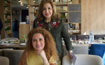 بالصور إفطار جمعية أرتيزانا صيدا وجنوب لبنان في مطعم عسل