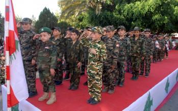 منحبك يا لبنان.. حكاية الإستقلال يستعيدها تلامذة مدرسة البهاء بإبداعاتهم