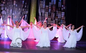 نادي Seagull Dance Club اقام حفلته الراقصة على مسرح ثانوية رفيق الحريري - صيدا