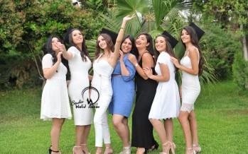 بالصور: حفل تخرّج الدفعة 18 من طلاب جامعة رفيق الحريري