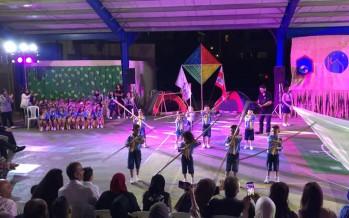 دوحة المقاصد – صيدا خرّجت براعم قسم الروضات بحفل على شكل معسكر كشفي