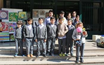 بازار الربيع في جمعية رعاية اليتيم