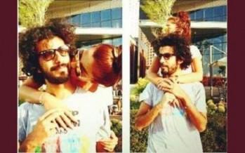 فنانة لبنانية متزوجة سرا من ممثل سعودي