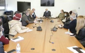 إجتماع برئاسة الوزير حسن لوضع آلية تطبيقية للرعاية المنزلية لمرضى كورونا