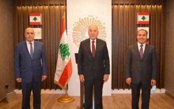 لقاء عمل بين غرفة طرابلس وتجمع الصناعيين في البقاع لتعزيز العلاقات الثنائية