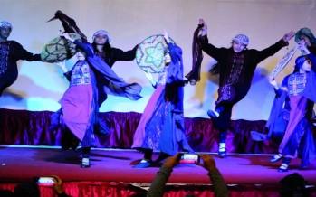إفتتاح مهرجان تيرو الفني الدولي في المسرح الوطني اللبناني المجاني