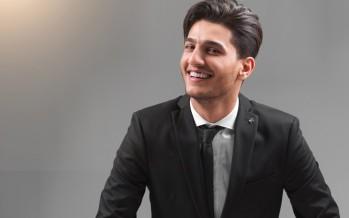 محمد عساف يغني في بوابة الشرق مول
