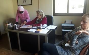 توزيع قسائم مالية للأمهات من «جمعية إعانة الطفل المعوق» - ثريا حسن زعيتر