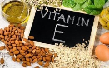 الفيتامين E مهم للحفاظ والعناية بالبشرة