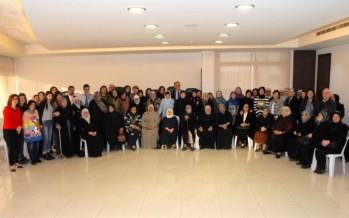 روتاري صيدا نظم فحصاً مجانياً للعين لأكثر من 60 إمرأة مسنة في جمعية اهلنا