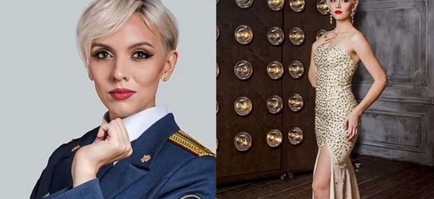 مسابقة لملكة جمال حارسات السجون تثير الغضب في روسيا