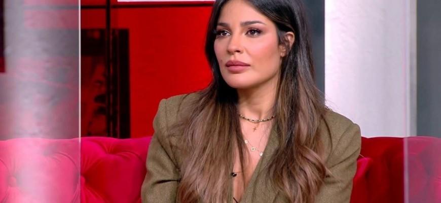 نادين نسيب نجيم تكشف عن إصابة شقيقها بكورونا: