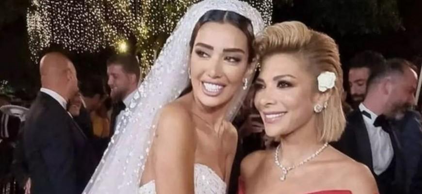 بعدما لفتت الأنظار في زفاف جيسيكا عازار.. أصالة نصري بلوك جديد