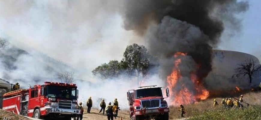 زوجان يواجهان 30 تهمة للتسبب في كارثة بكاليفورنيا