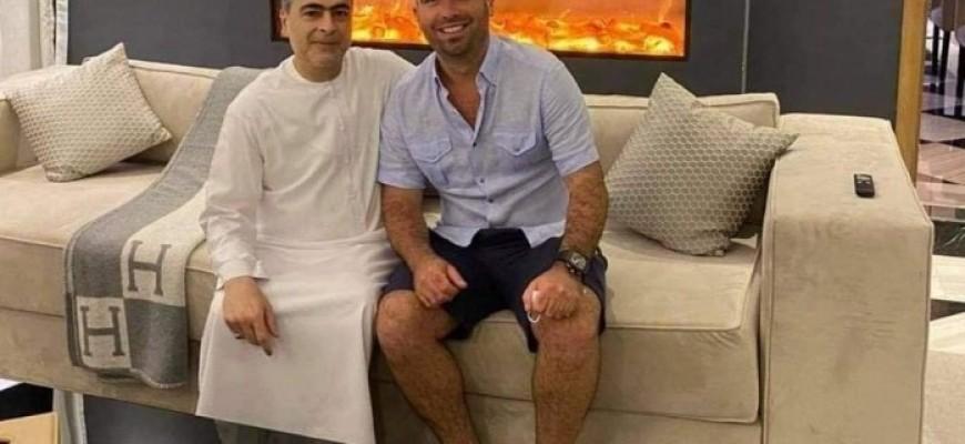 مطرب إسرائيلي يزور دبي بدعوة من أحد الأمراء
